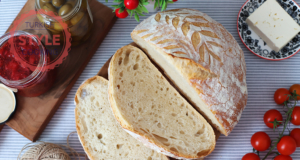 Sourdough White Bread Recipe
