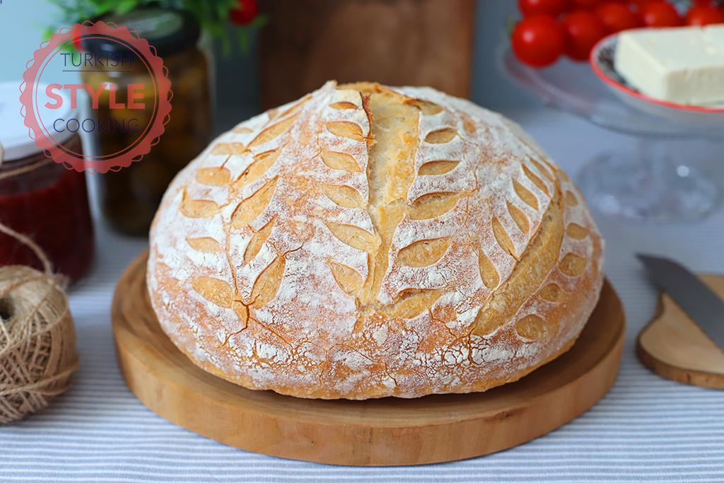 Sourdough White Bread Recipe
