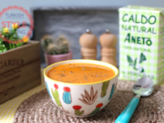 Red Lentil Soup With Vegetable Broth