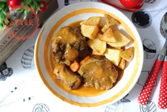 Rabo de Toro (Spanish Bull's Tail) Recipe