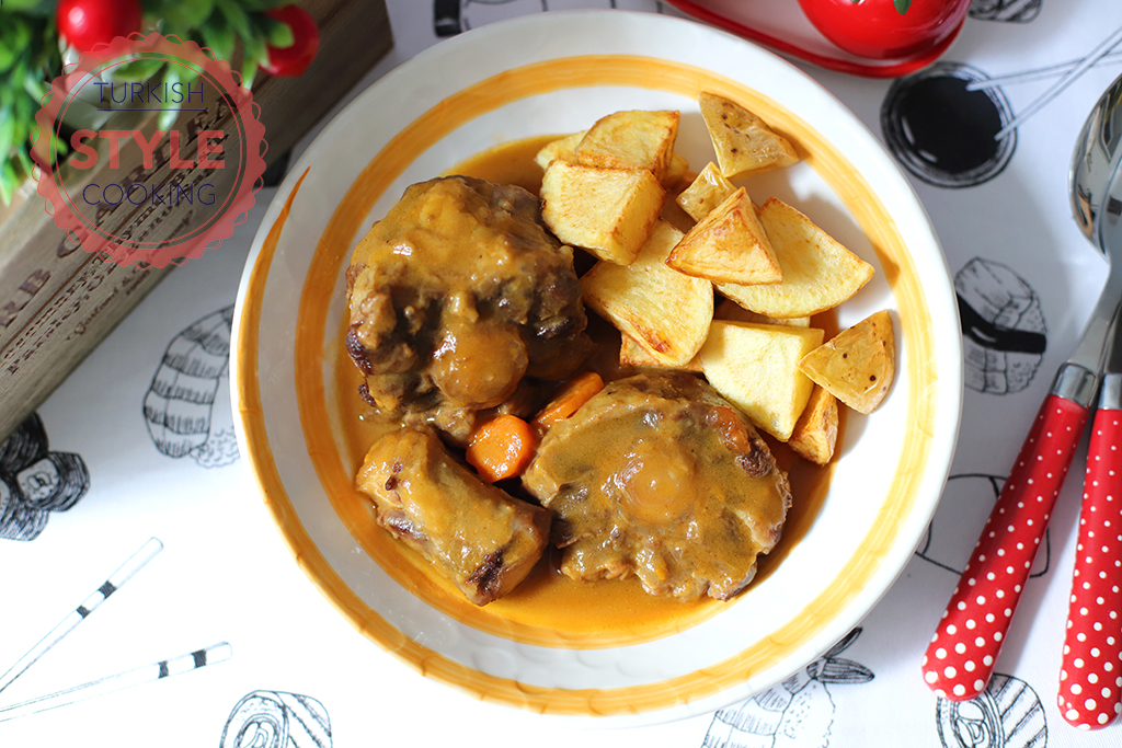 Rabo de Toro (Spanish Bull's Tail) Recipe