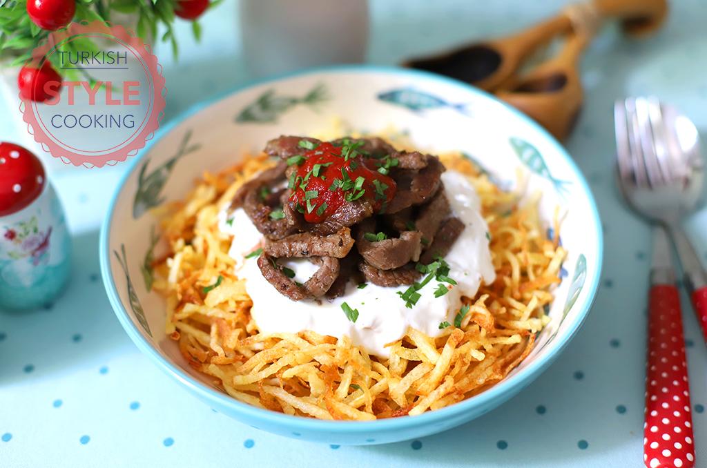 Çökertme Kebabı Recipe