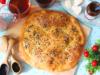 Sourdough Ramazan Pide Recipe