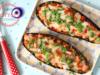 Baked Eggplant Boat Recipe