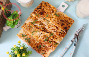 Potato Gozleme Recipe