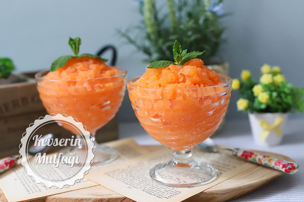 Melon Granita Recipe