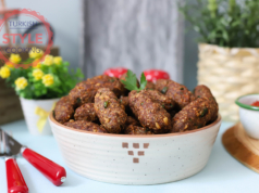 Bulgur and Walnuts Kofte Recipe