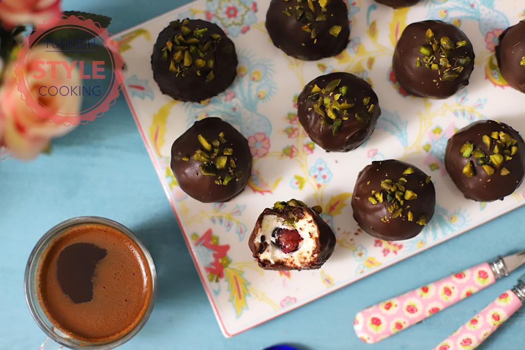 Cheesecake Balls Recipe