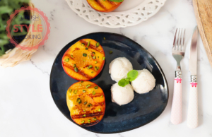 Grilled Peach Recipe