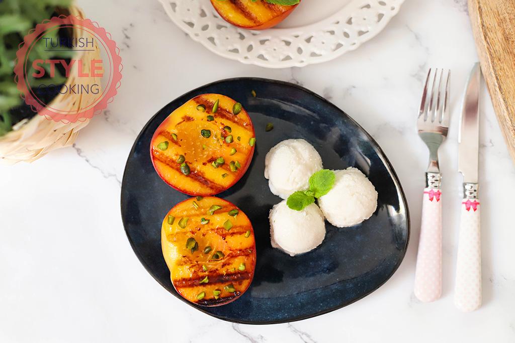 Grilled Peach Recipe