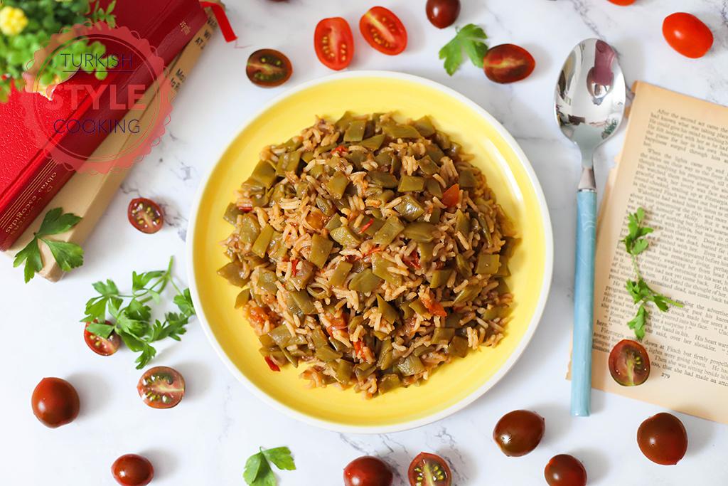 Fasulye Diblesi Recipe