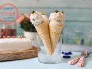 Maras Dondurması (Stretchy Ice Cream)Recipe