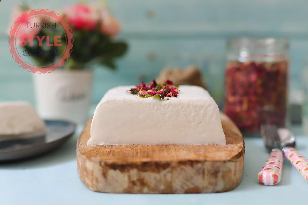 Maras Dondurması (Stretchy Ice Cream)Recipe