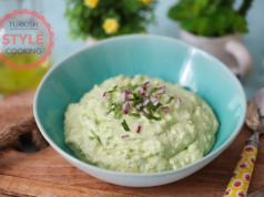 Avocado Salad With Yogurt Recipe