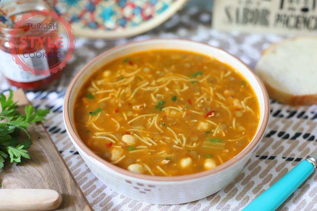 Harira Soup Recipe