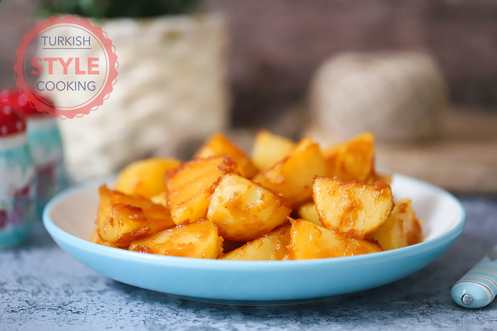 Icelandic Caramelized Potatoes Recipe