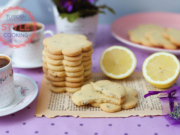 Lavender Cookies Recipe