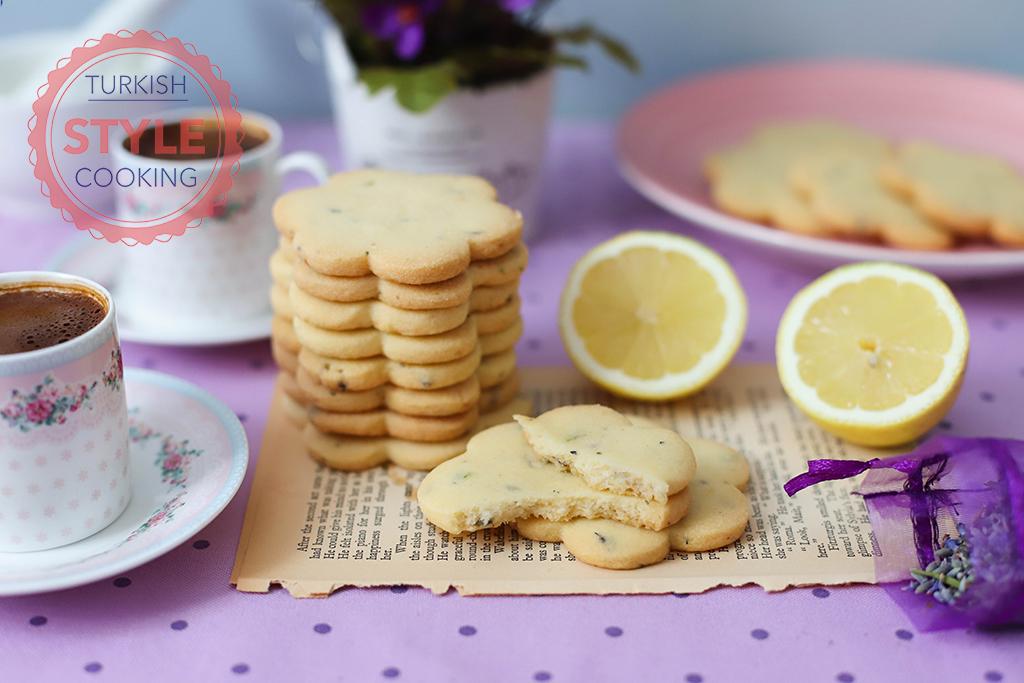 Lavender Cookies Recipe