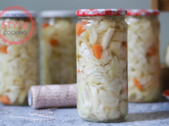 Pickled Cabbage Recipe