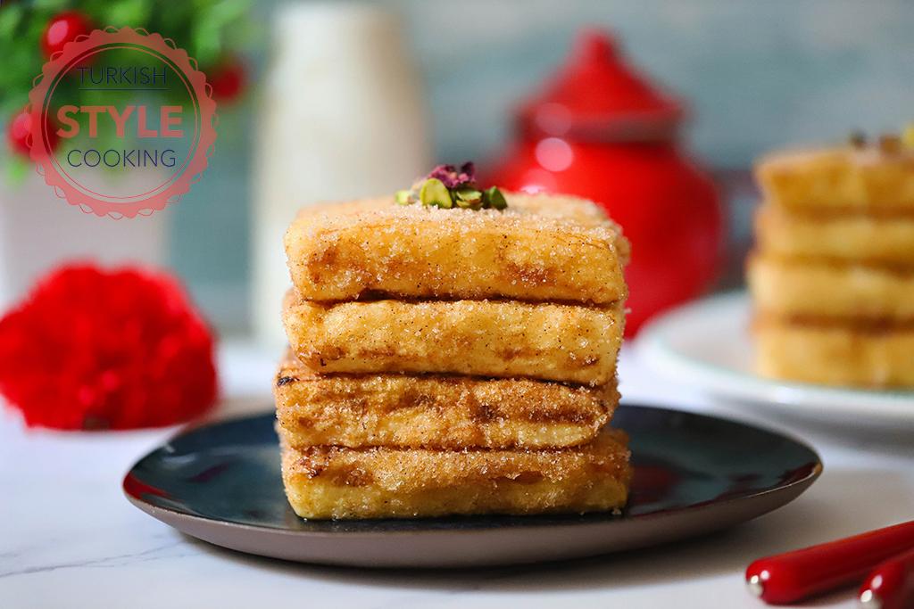 Leche Frita Recipe