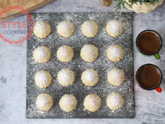 Maamoul Date Cookies Recipe
