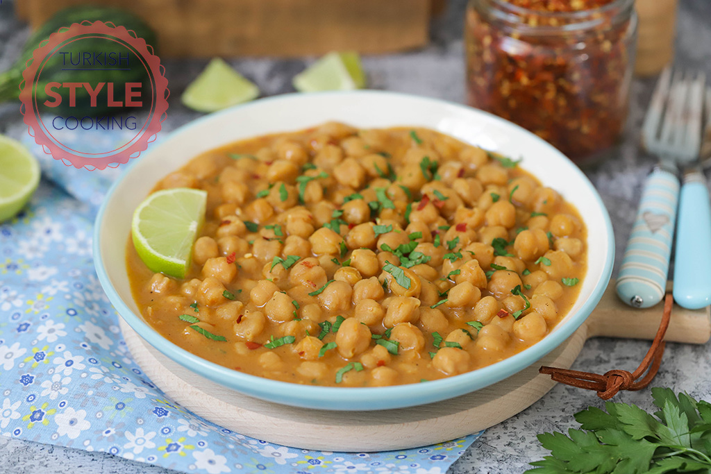 Chickpea Curry Recipe