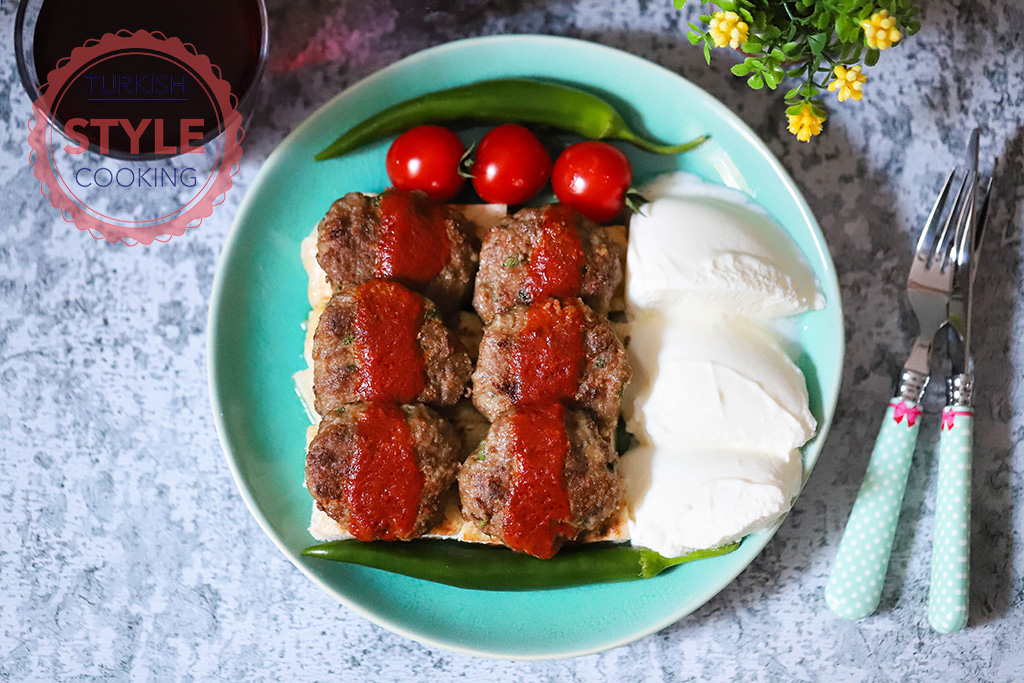 Kofte With Pide Recipe