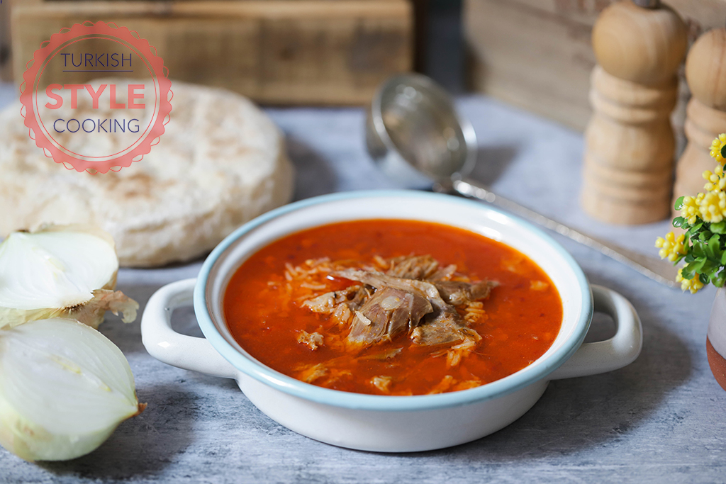 Beyran Soup Recipe