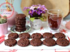 Flourless Chocolate Cookies Recipe
