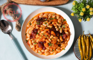 Baked Beans With Pastrami