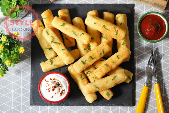 Potato Croquetas Recipe