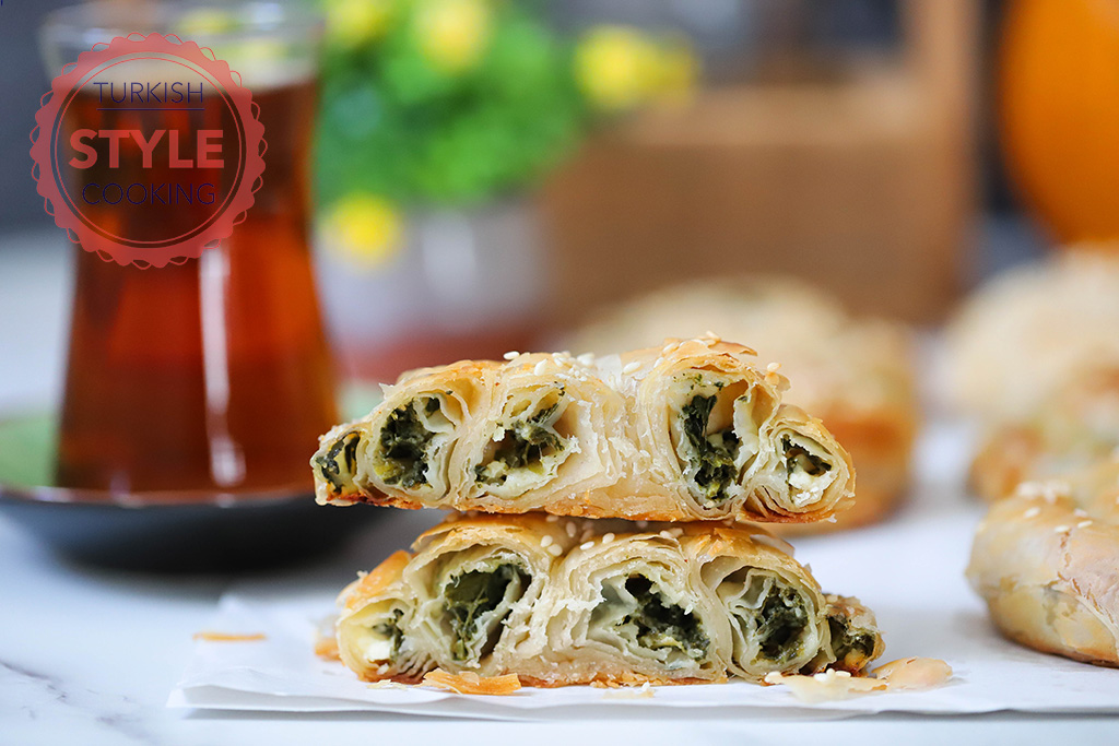 Spinach Borek From Scratch