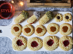 Bakery Style Butter Cookies Recipe