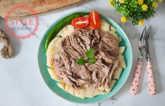 Slow Cooked Lamb Tandır Recipe