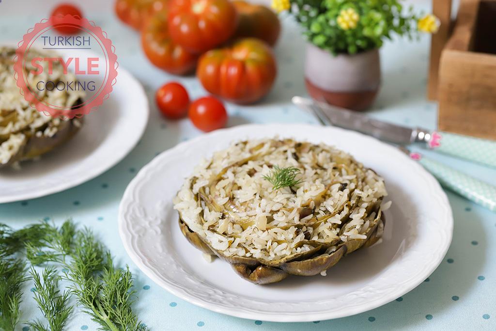Artichoke Dolma Recipe