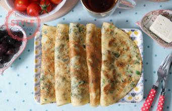 Kaygana Recipe