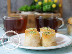 Kataifi Rolls With Phyllo