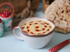 Cesm-i Nigar Soup Recipe