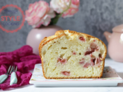 Strawberry and Lemon Bundt Cake Recipe