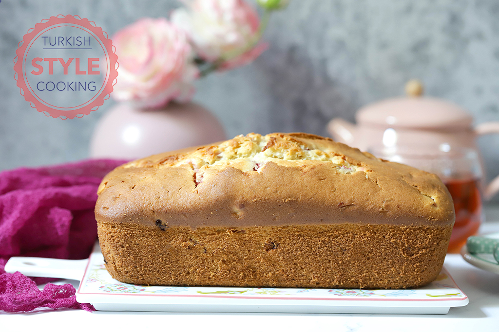 Strawberry and Lemon Bundt Cake Recipe