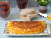 Super Fluffy Omelette Recipe