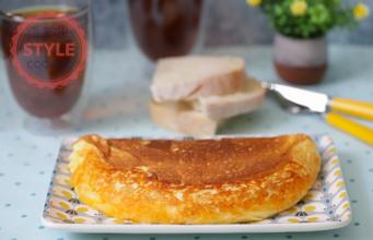 Super Fluffy Omelette Recipe