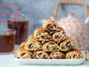 Bafra Nokulu (Raisin and Hazelnut Rolls) Recipe