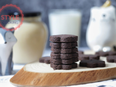 Sugar and Gluten Free Vegan Baby Biscuits