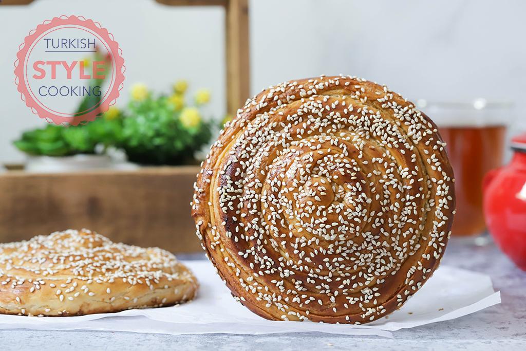 Çörek With Tahini Recipe