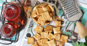 Cheese Crackers Recipe