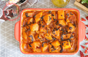 Pumpkin Sinkonta Recipe