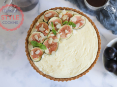 No Bake Fig Tart Recipe