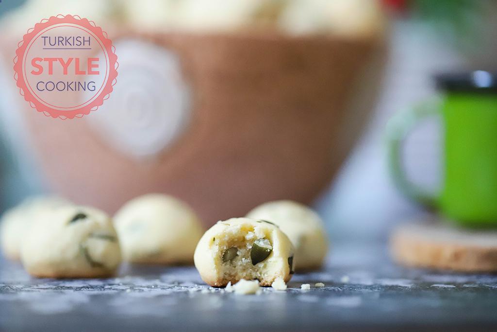 Cookies With Pumpkin Seeds