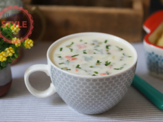 Seasoned Potato Soup Recipe
